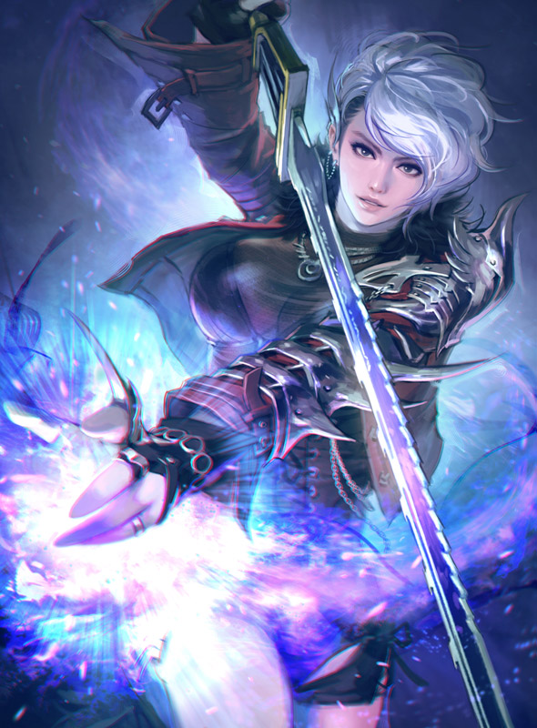 Get 20 Worth Of Vindictus In Game Items For Free VG247