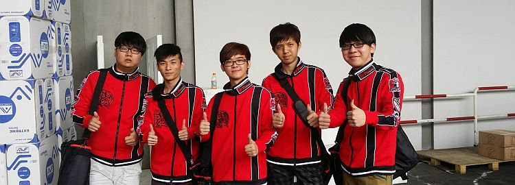 Dota 2 Team Accused Of Match Fixing Returns With A New We Are Sorry Name VG247