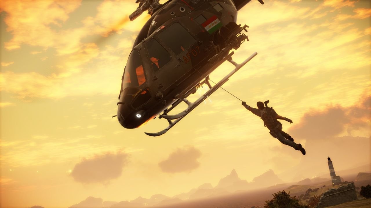 Ten New Features Debuted In Just Cause 3 Gameplay Trailer