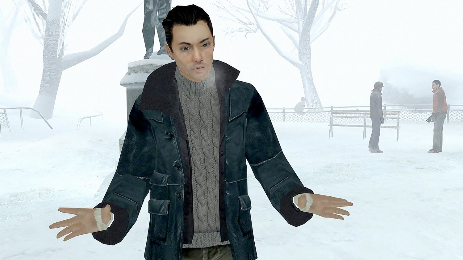 Heres The Launch Trailer For Fahrenheit Indigo Prophecy