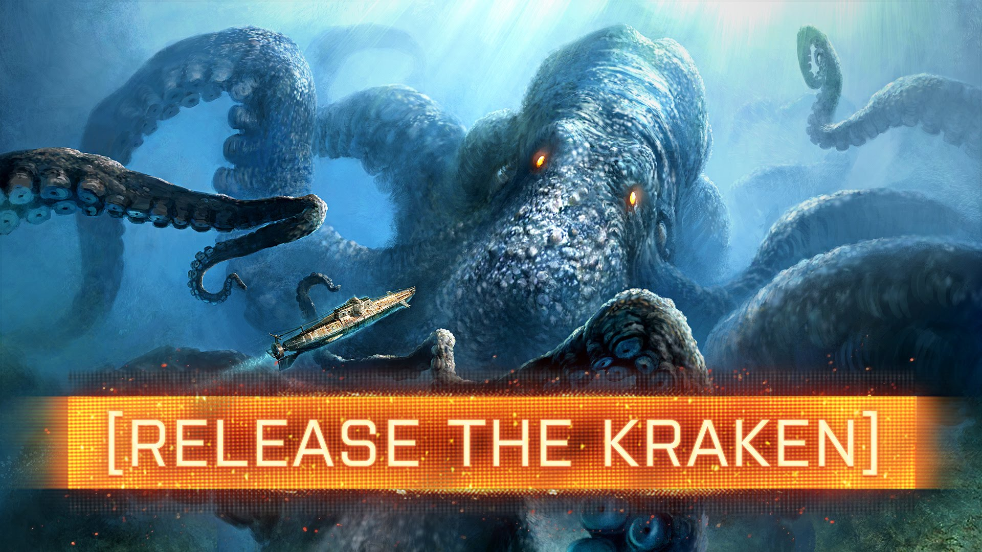Battlefield 4 Paracal Storm Kraken Mystery What We Know