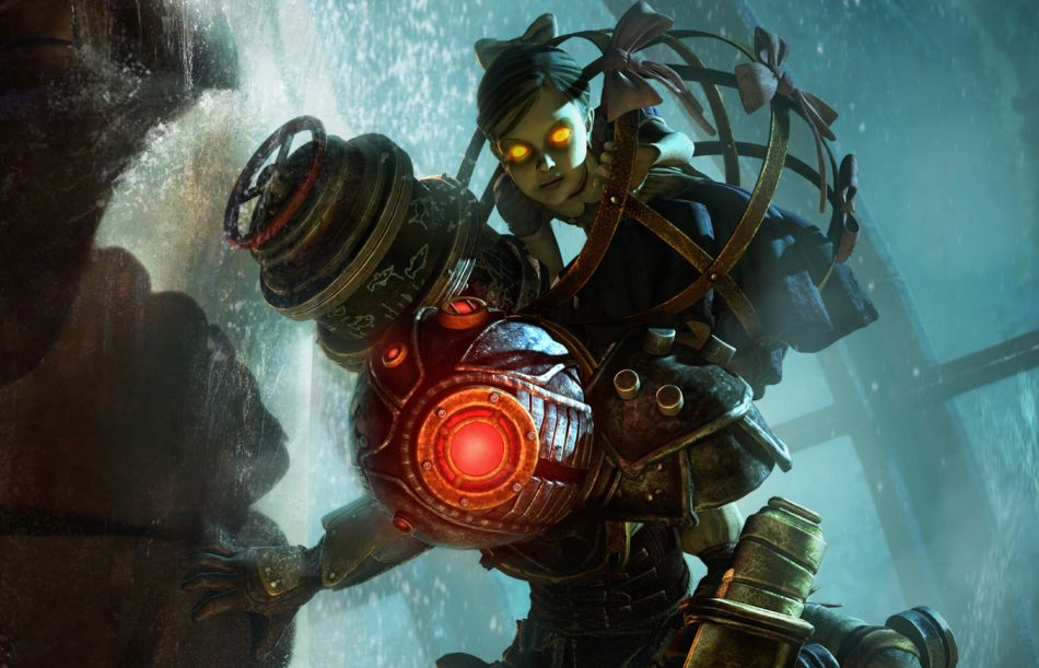 BioShock 2 Temporarily Removed From Online Marketplaces