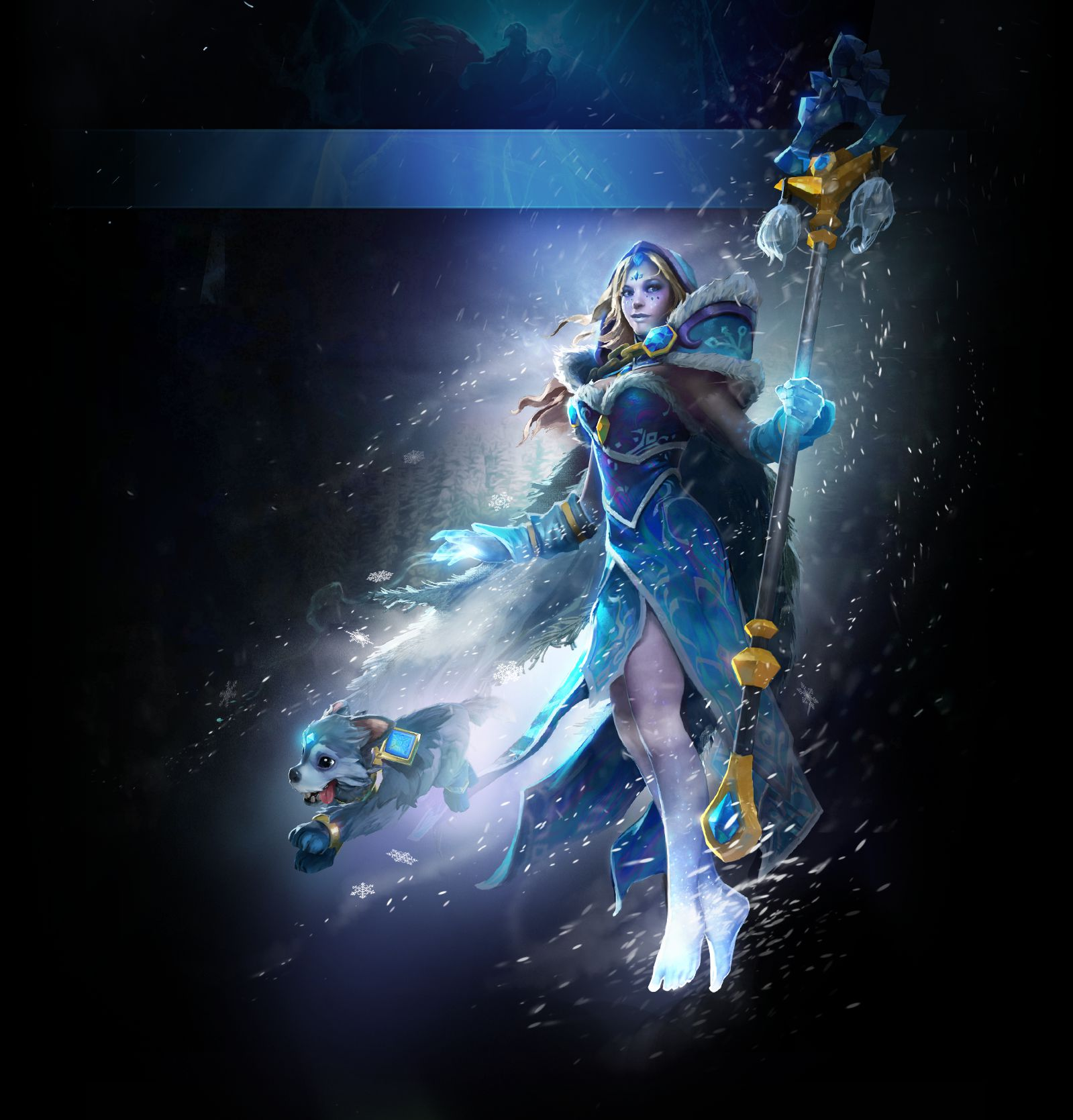 New Bloom Festival Returns To Dota 2 With New Hero And A Wolf Puppy VG247