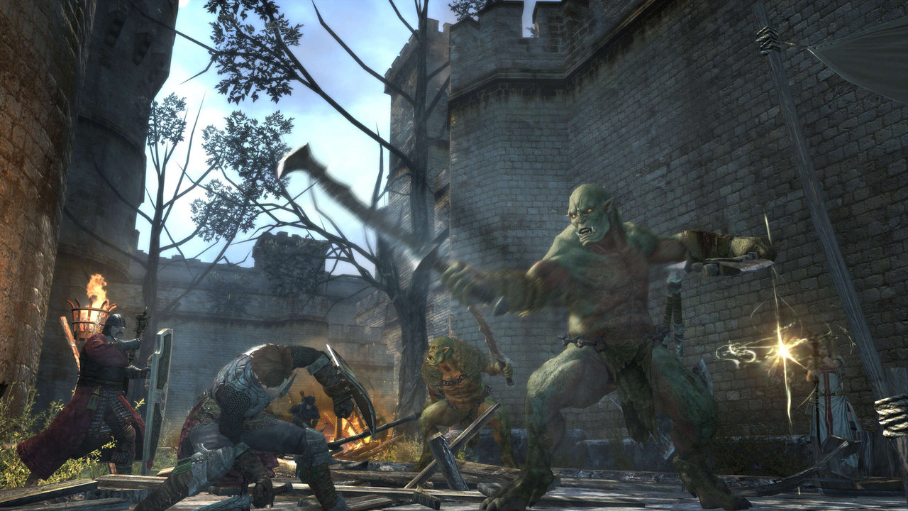Dragons Dogma Online Screens Show The Games Different