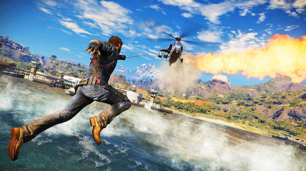 Just Cause 3 Trailer Is Your First Look At Gameplay VG247