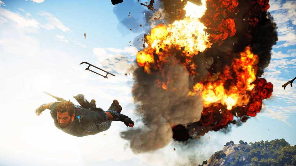 Just Cause 3 Director Says Its Lighthearted Campy