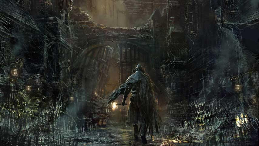Bloodborne Guide How To Get Out Of Yahargul Unseen Village VG247