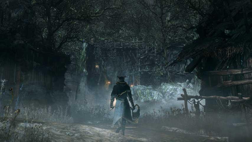 Bloodborne Forsaken Cainhurst Castle How To Beat Martyr Logarius VG247