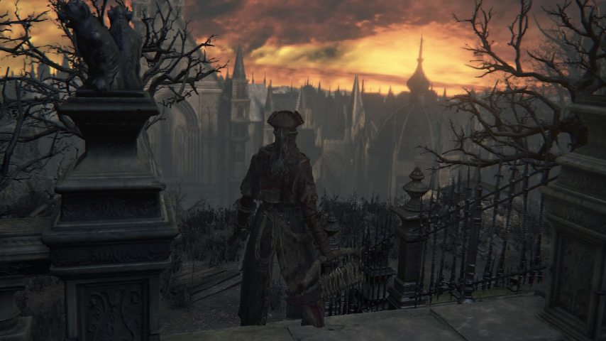 Bloodborne Guide How To Access The Abandoned Old Workshop VG247