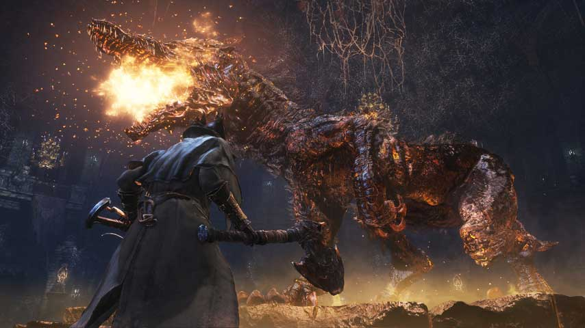 Bloodborne Guide List In Progress Of All Weapons VG247