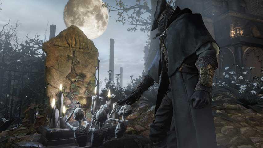 Bloodborne Guide Secret Final Boss Battle VG247