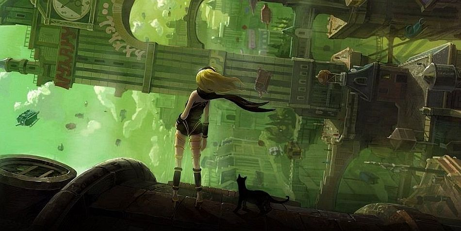 Gravity Rush Remaster For PS4 Outed By Korean Ratings Board VG247