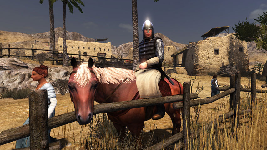 Mount Amp Blade 2 Coming To Consoles Report VG247