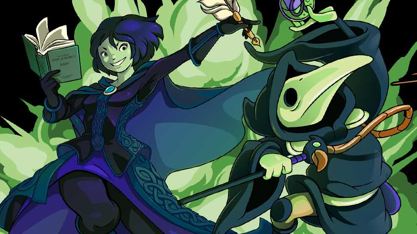 Shovel Knight Plague Of Shadows Is So Close Now That It