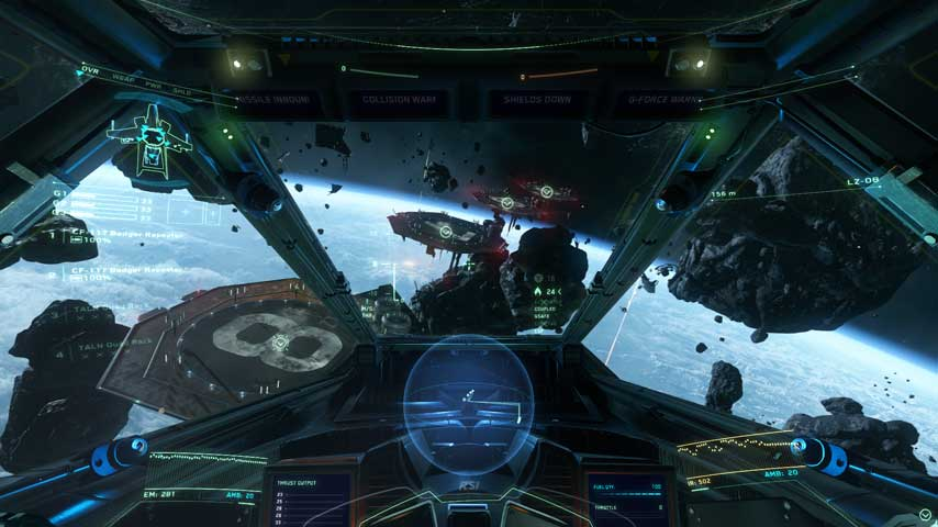 Star Citizen 11 Lands With Two New Ships And A Galaxy Of Small Changes VG247