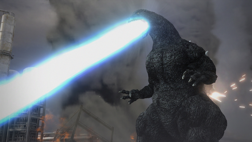 Godzilla Battles Mothra In New Trailer VG247