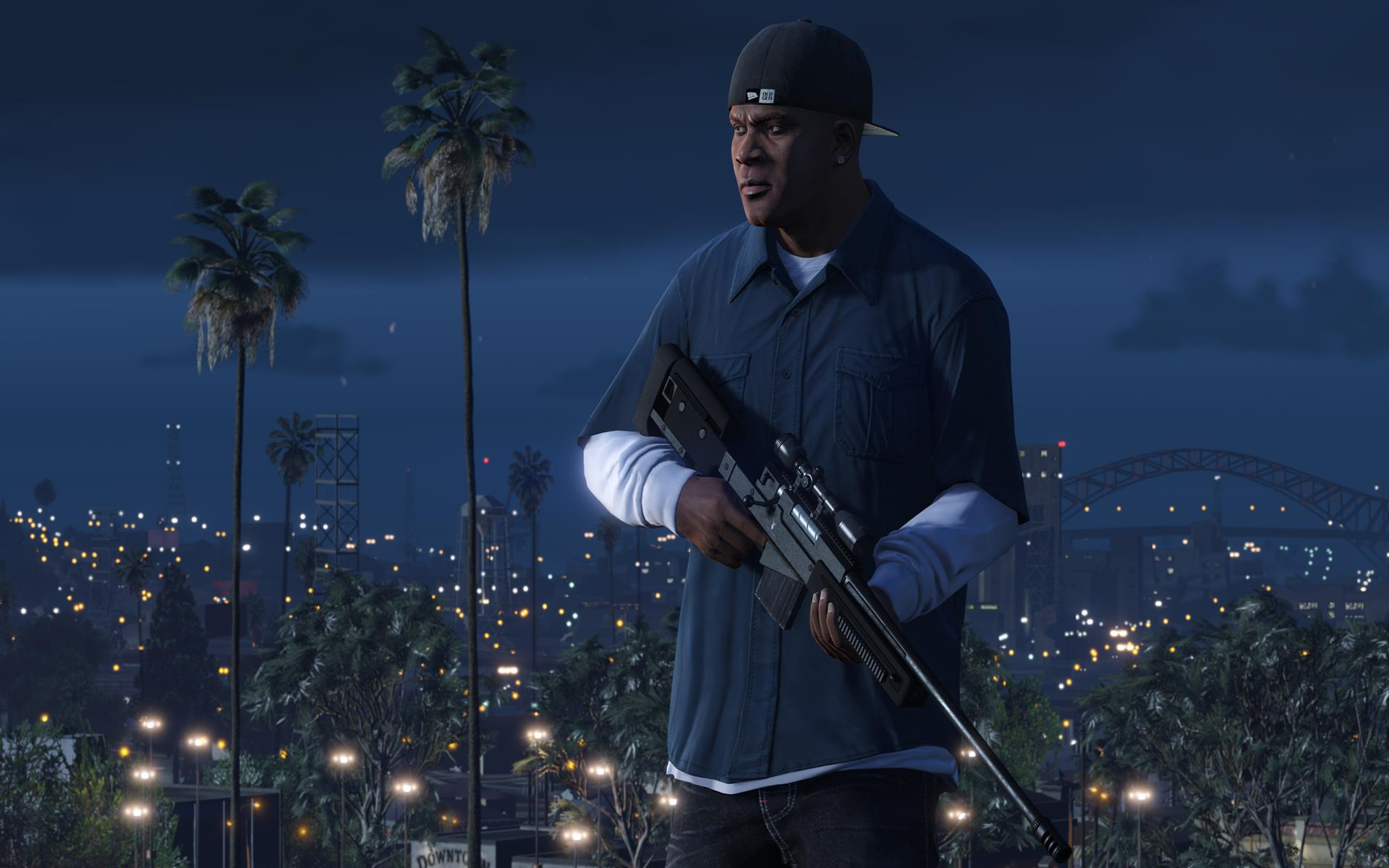 GTA 5 PC Is Already The Second Most Popular Game On Steam VG247