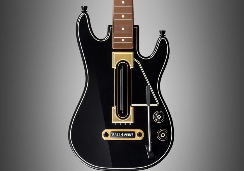 New Guitar Hero Costs 99 Isnt Backwards Compatible VG247