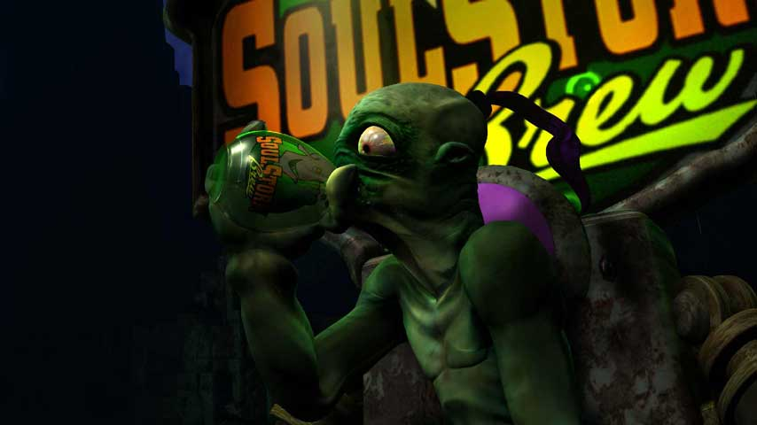 Oddworld Abes Exoddus Remake In The Works VG247