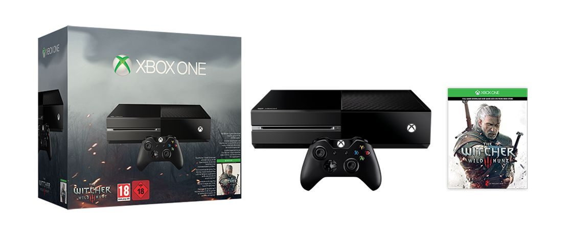 The Witcher 3 Wild Hunt Xbox One Bundles Announced For Europe VG247