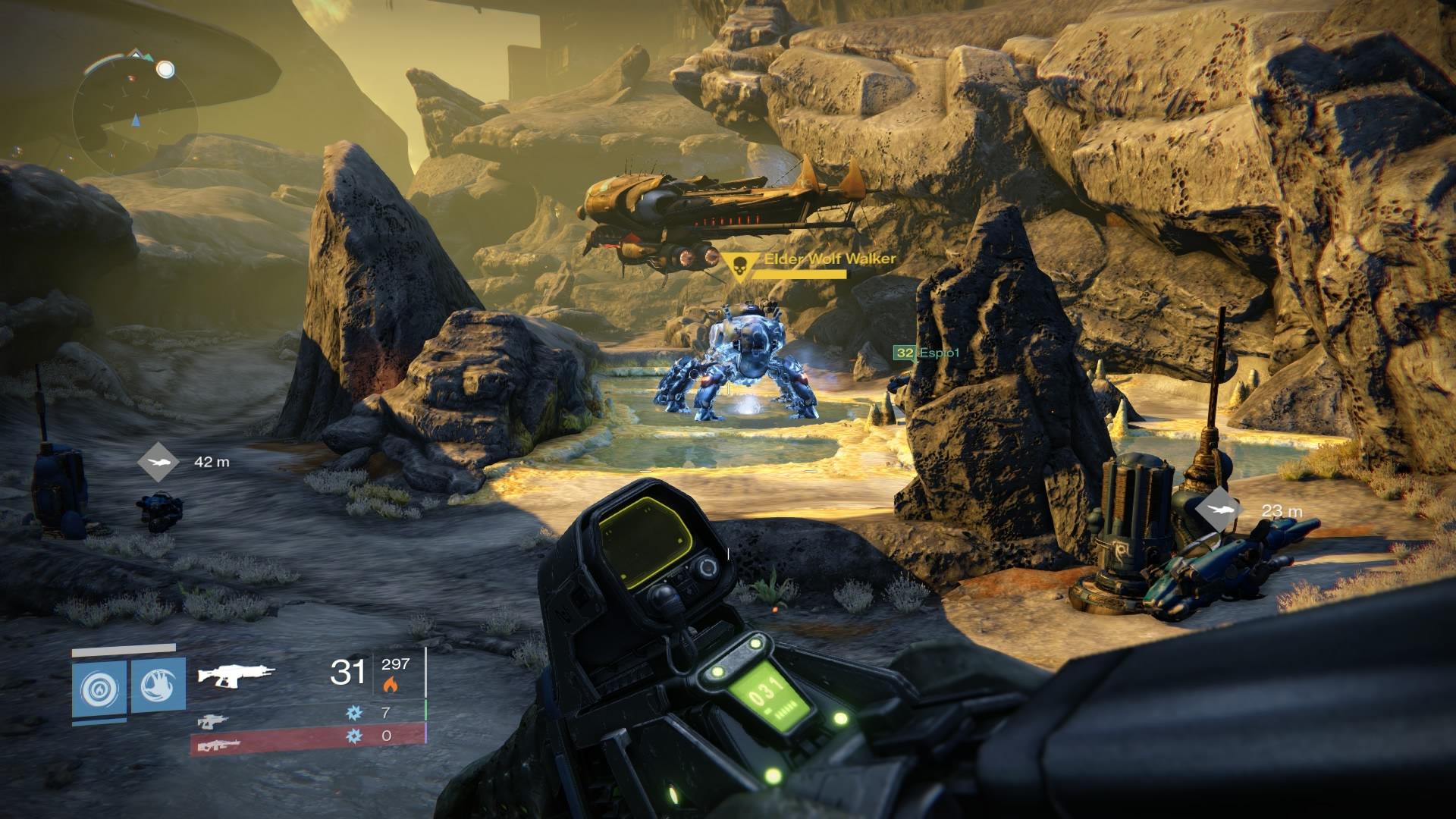 Destiny House Of Wolves A Kell Rising Walkthrough VG247