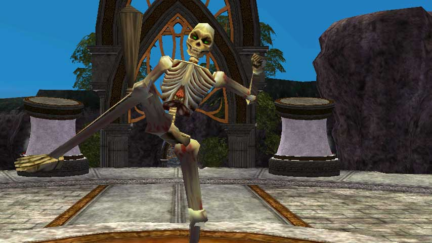 Old School EverQuest Servers Safe From Legal Troubles