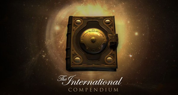 The Dota 2 International Compendium Is Out Second Stretch Goal Almost Complete VG247