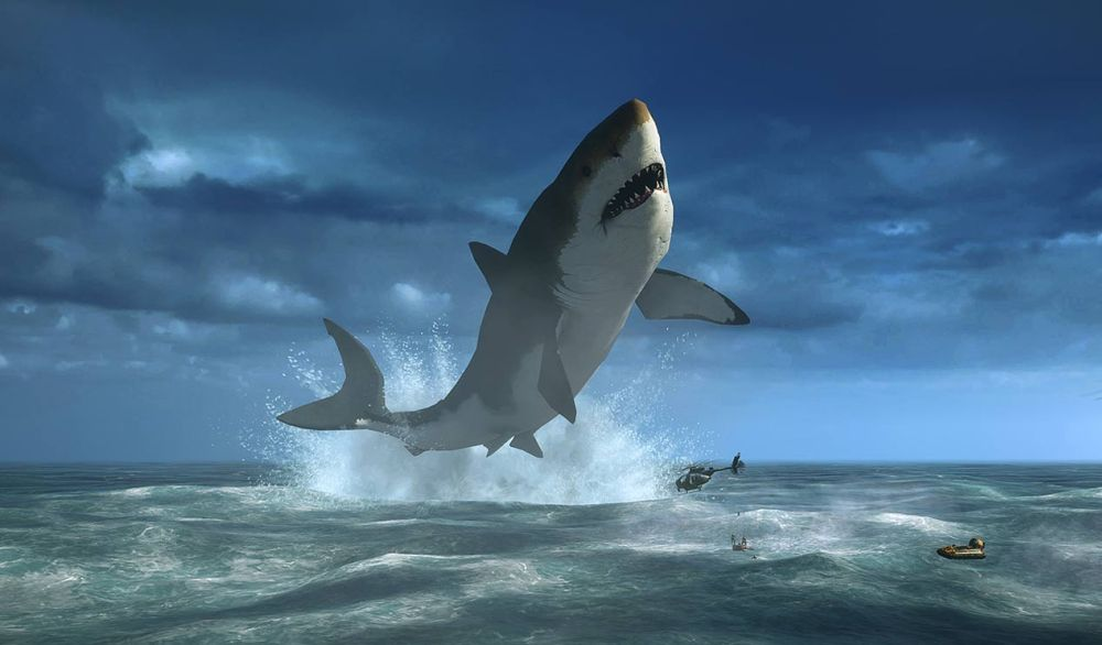 The Megalodon Returns To Battlefield 4 With The Latest CTE Patch VG247
