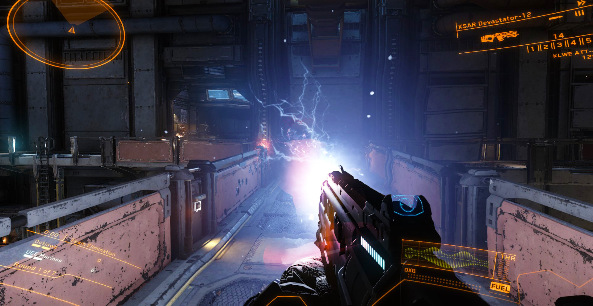Star Marine Is The Name Of Star Citizens FPS Module Dev