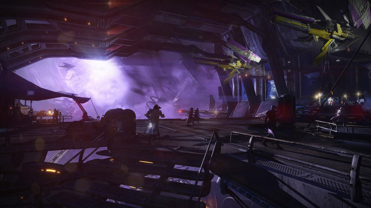 Destiny House Of Wolves The Reef S Vendors Dead Ghosts
