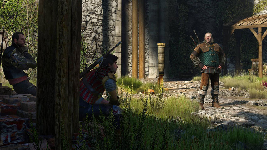 The Witcher 3 Following The Thread VG247