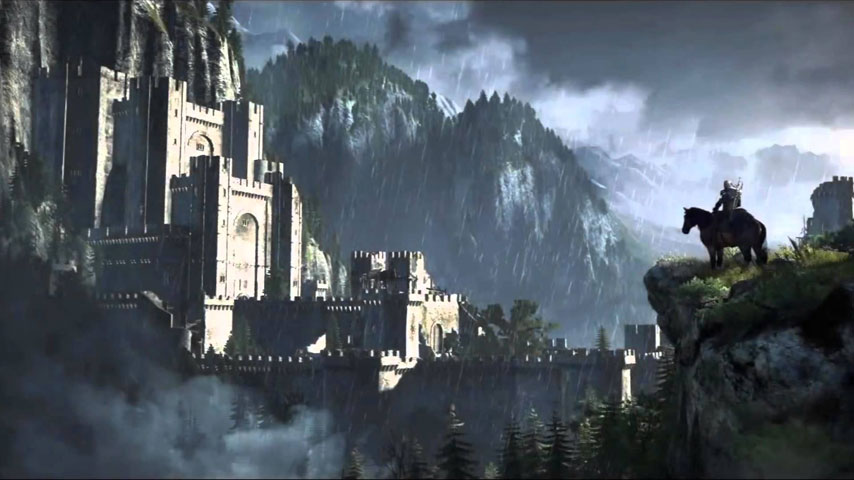 The Witcher 3 Kaer Morhen VG247