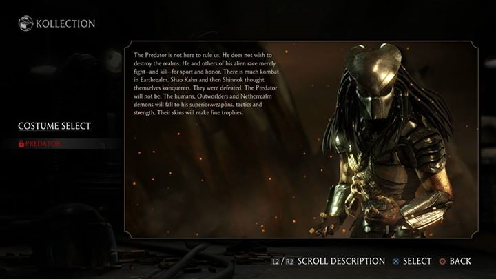 Mortal Kombat X Predator Skins New Secret Brutalities