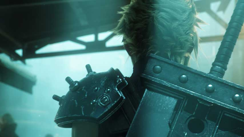 Why Is Cloud So Skinny In Final Fantasy 7 Remake VG247