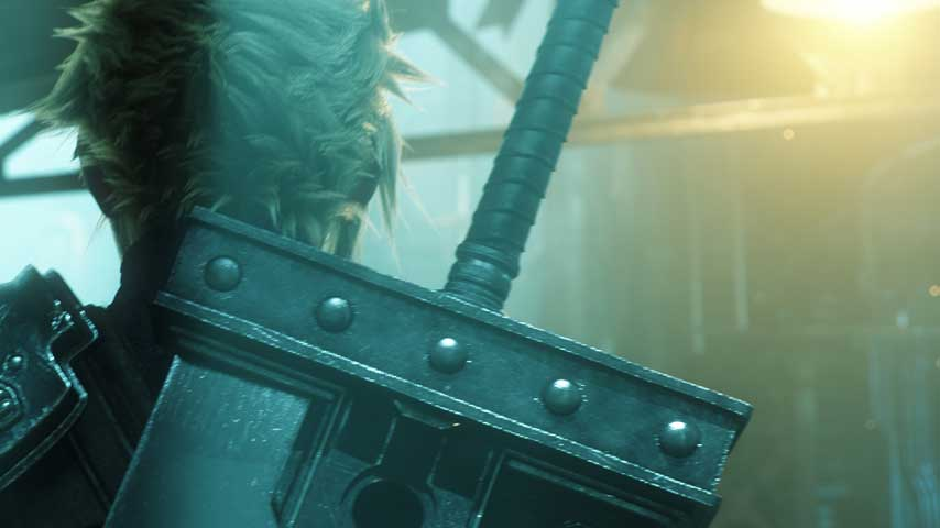 FF7 Remake We Dont Need Two Of The Same Thing Says