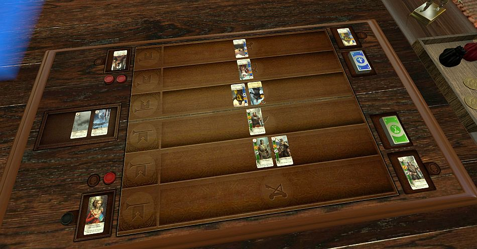 This Mod Recreates The Witcher 3s Gwent Using Tabletop Simulator VG247