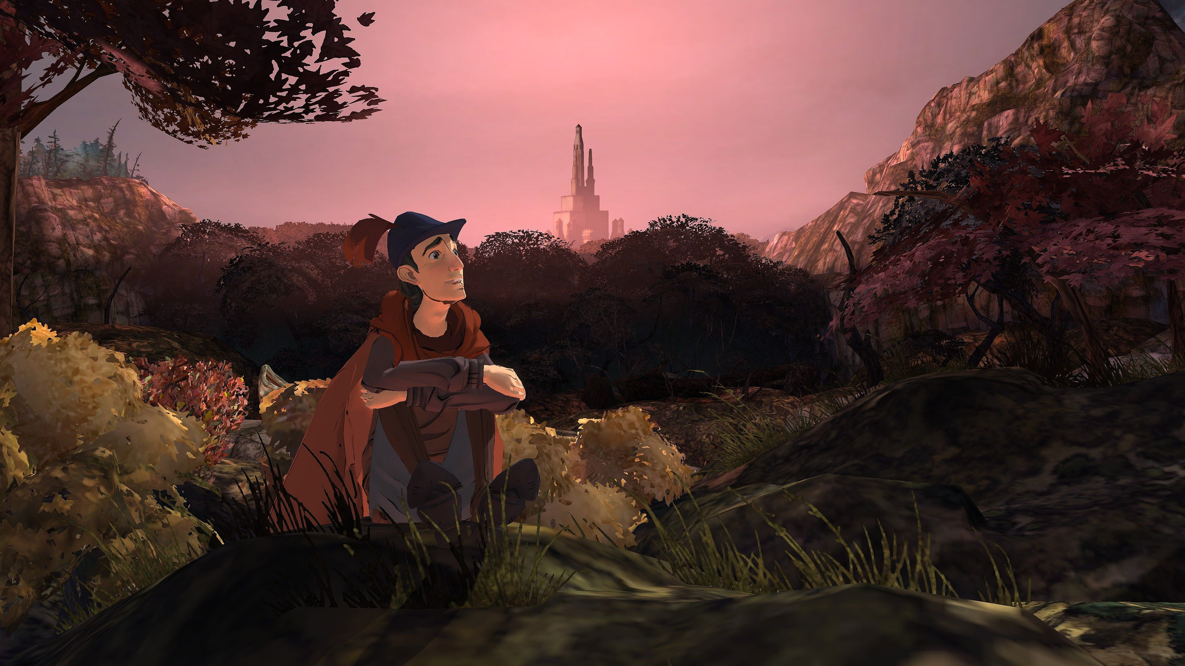 Kings Quest A Knight To Remember Is Out PS4 Users Report Issues VG247