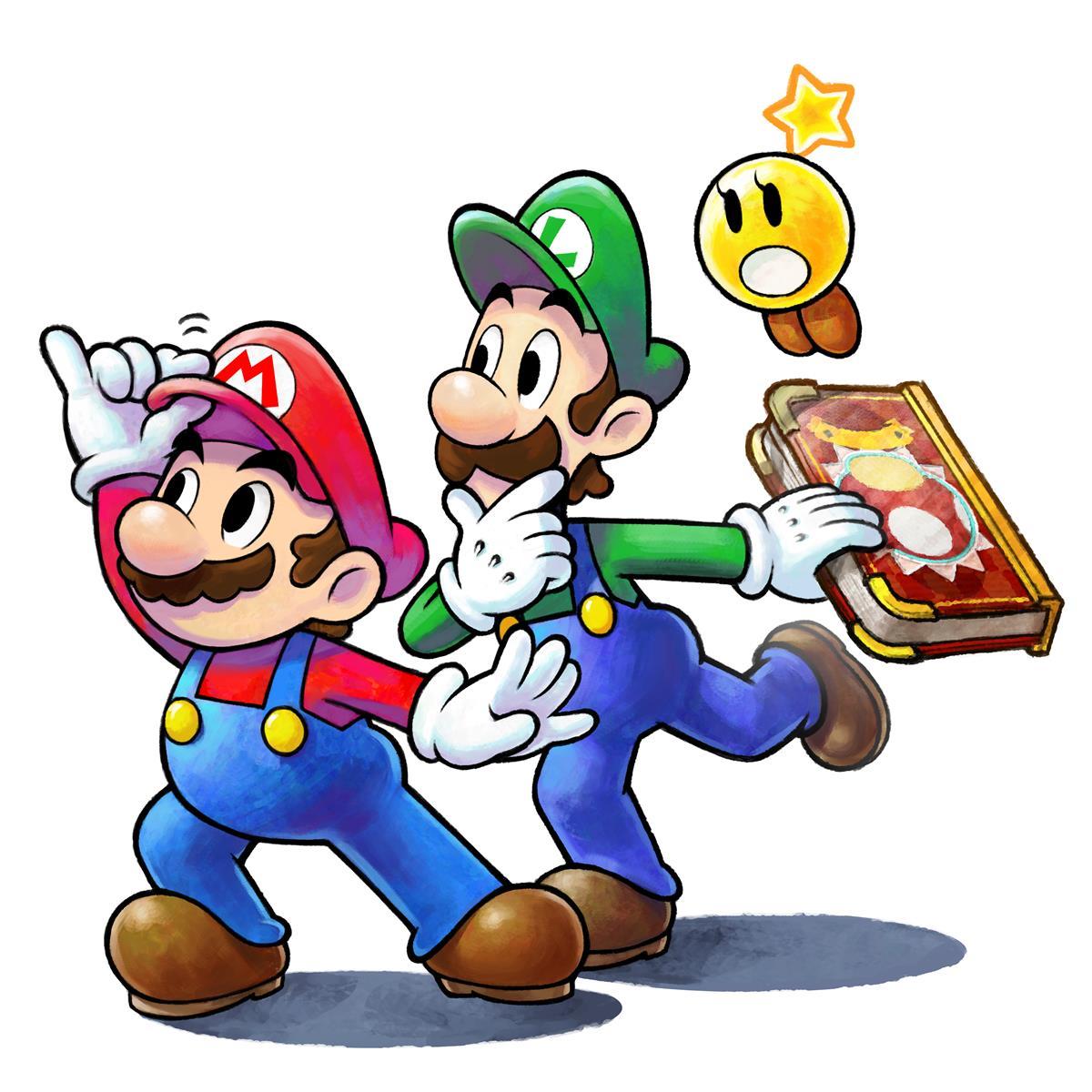 Mario Amp Luigi Paper Jam Available For Pre Load Through