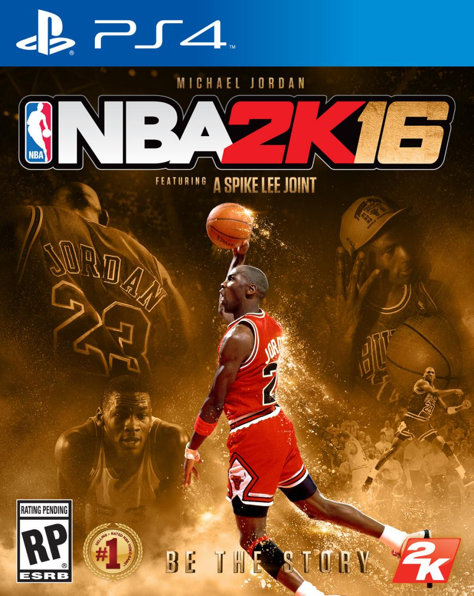 His Airness Returns With NBA 2K16 Special Edition VG247