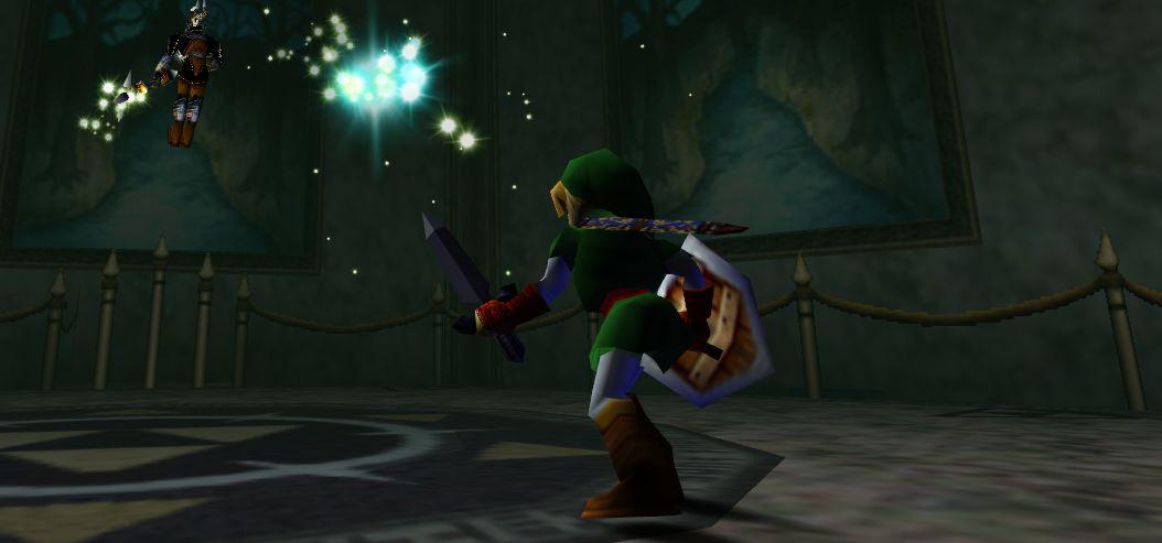 The Legend Of Zelda Ocarina Of Time Heading To Wii U