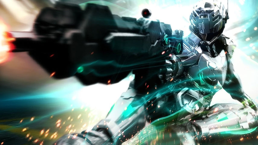 Platinum Games E3 2015 Reveal Could Well Be Vanquish 2