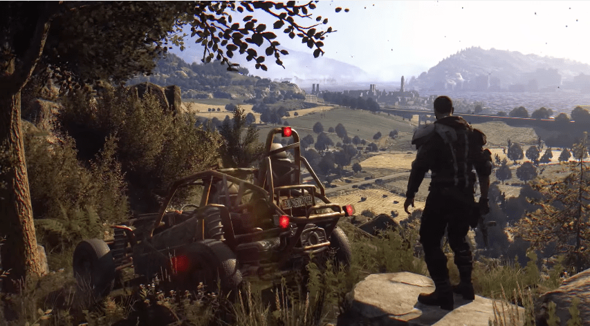 Techland Teases Vehicle DLC For Dying Light VG247