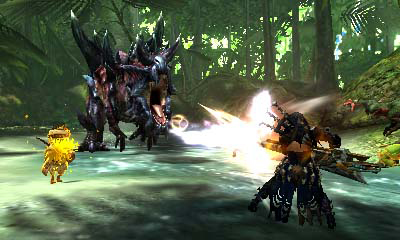Monster Hunter X Gets A Demo New Trailer And Everything Else You Missed From Todays Livestream