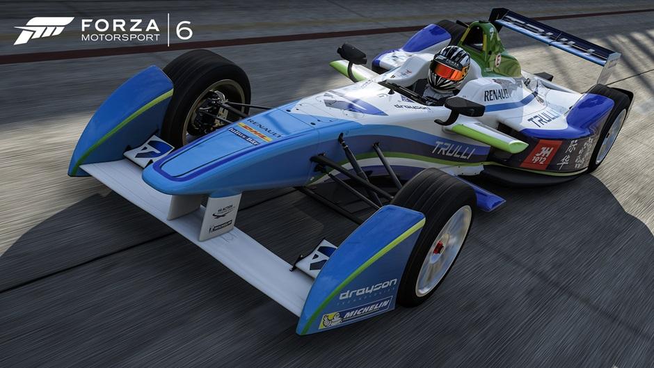 Full Formula E Season To Debut In Forza 6 VG247