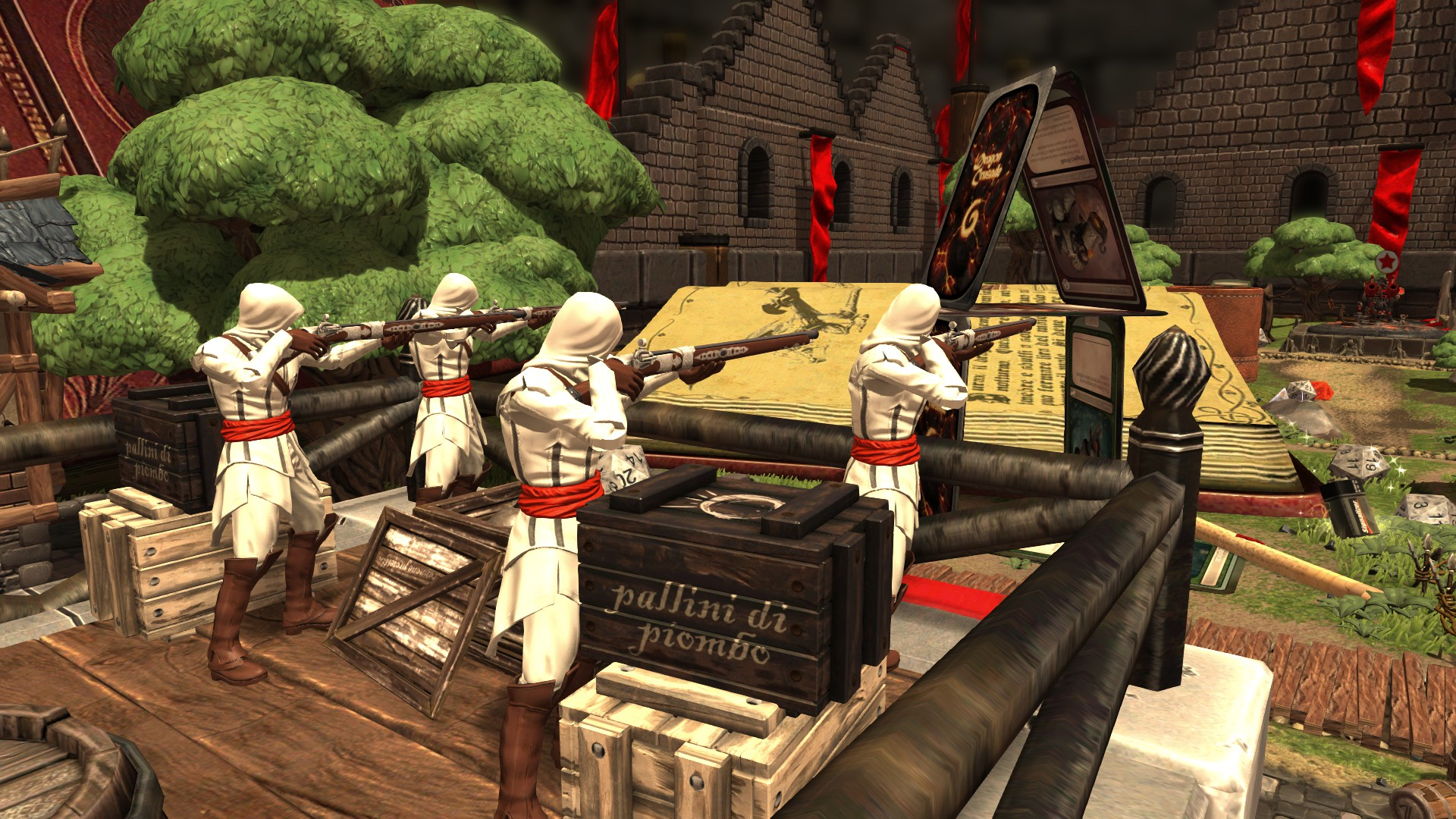 Ezio And The Assassins Brotherhood Team Up In Toy Soldiers War Chest VG247