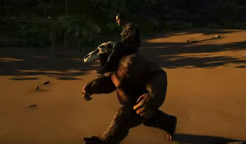 Tame Your Very Own Gigantopithecus In Ark Survival