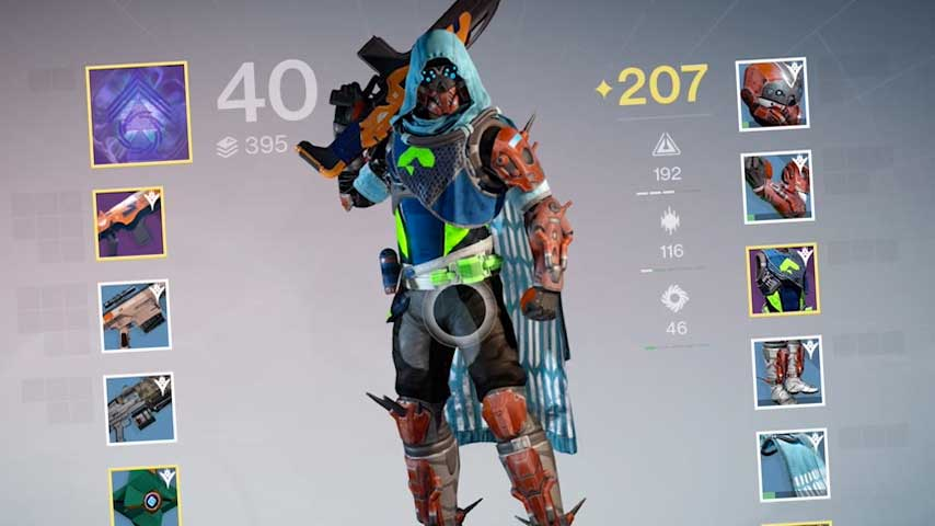 What A Level 40 Destiny The Taken King Character Looks