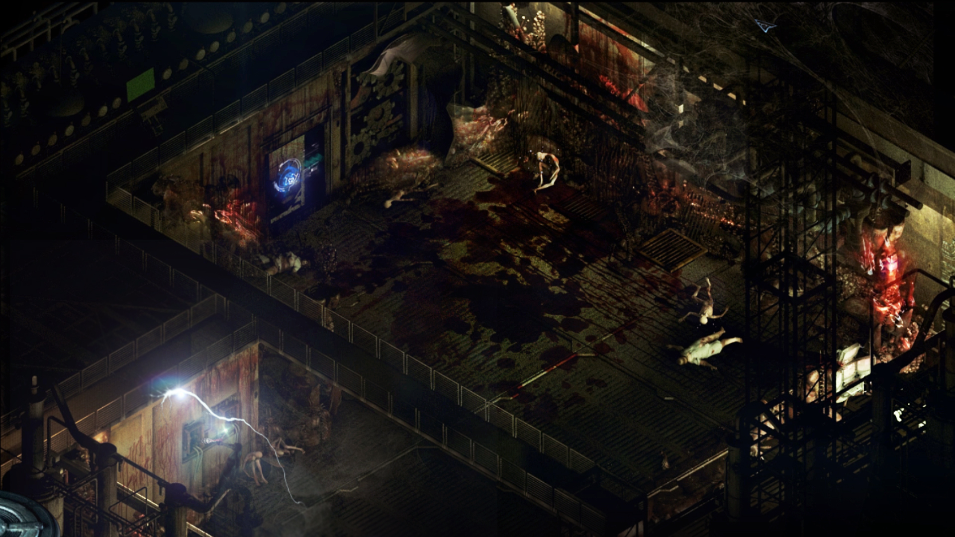 2D Isometric Sci Fi Horror Game Stasis Will Finally Be