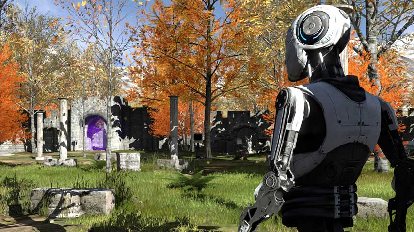 The Talos Principle Rated For Xbox One VG247