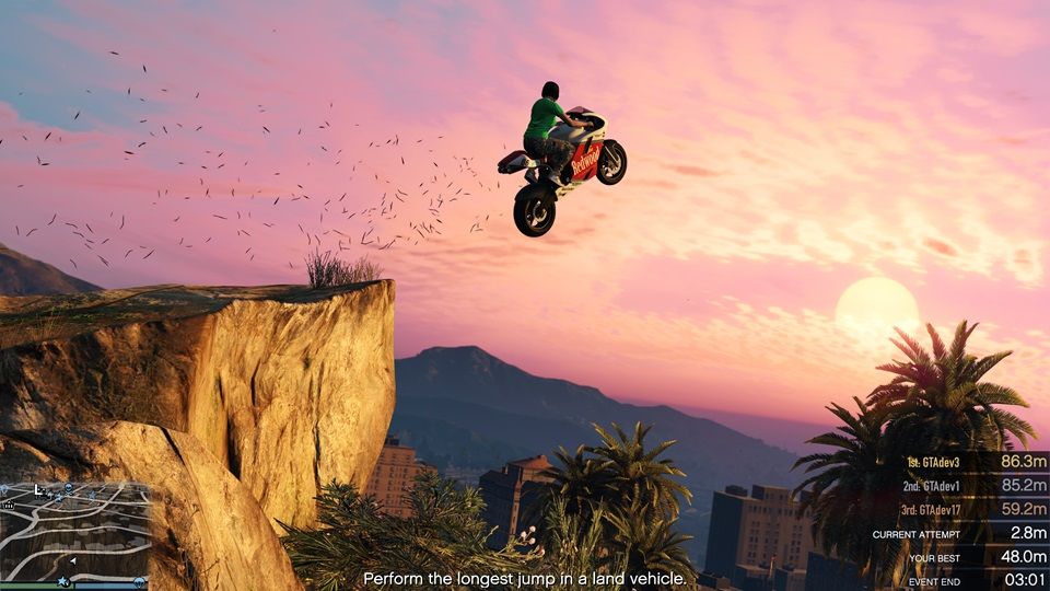 These Gta Online Freemode Events Won T Punish You With A